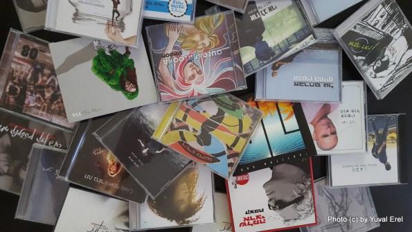 אלבומים חדשים לקראת החג ובכלל. צילום: יובל אראל