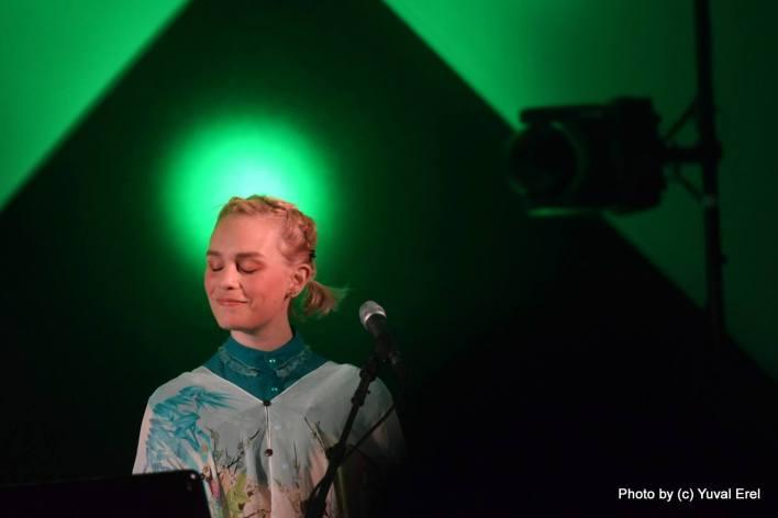 רותם אור בפסטיבל הפסנתר. צילום: יובל אראל