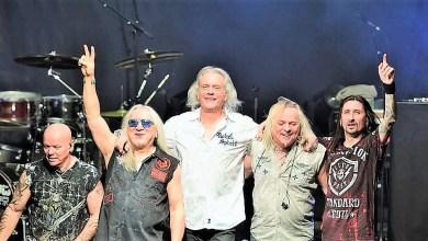 Photo of להקת Uriah Heep חוזרת לישראל