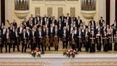 Photo of הפילהרמונית של סנט פטרסבורג בתל אביב