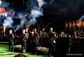 נבוקו – אופרה בפארק. צילום: טוני פיין