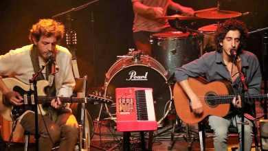 Photo of מנגינות הערביים של דוד שאול