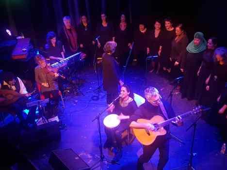 Rana Choir מקהלת ראנה جوقة رانة