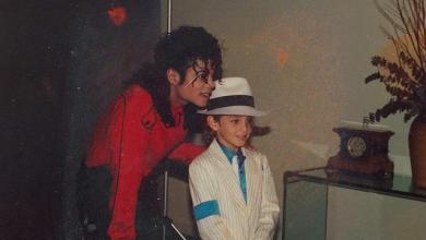 Photo of מייקל ג'קסון משחק בילדים