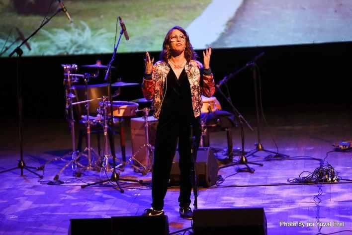 דפנה טלמון, פצ'ה קוצ'ה #21 צילום יובל אראל
