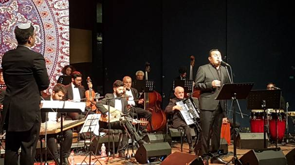 התזמורת האנדלוסית הישראלית אשדוד. צילום שי שיר וטלי ספיר