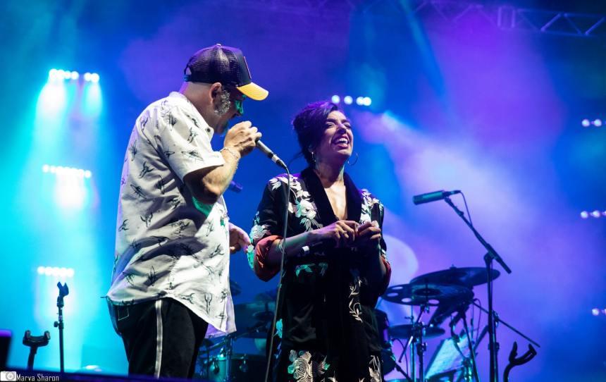 הפסטיבל של הדג נחש - שירת הסטיקר 2019 . צילום מרוה שרון