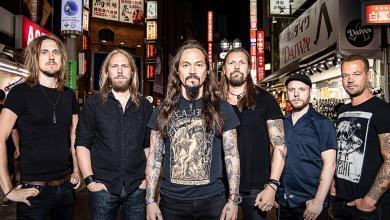 Photo of להקת המטאל Amorphis חוזרת לישראל