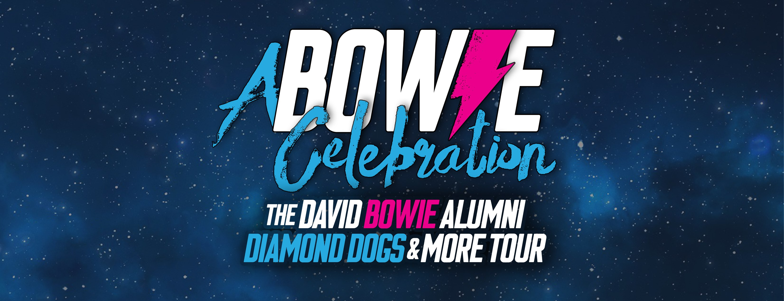 A Bowie Celebration Europe 2020 - The Aluni Tour