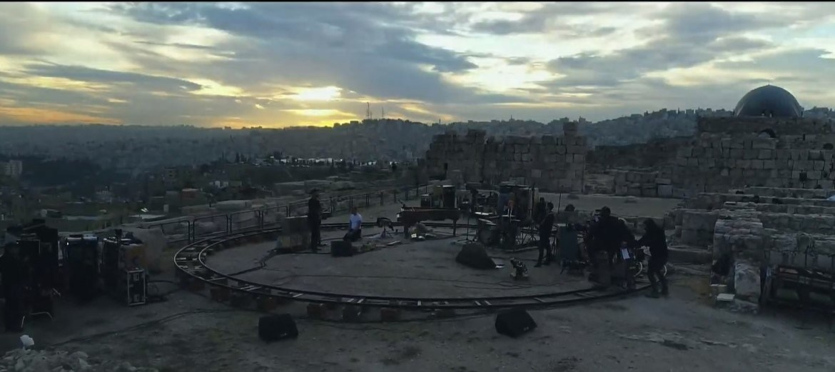 Coldplay is Performing Live Now From Jordan