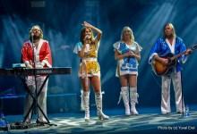 Photo of להקת  Björn Again ערכה מסיבת כיתה עם להיטי ABBA