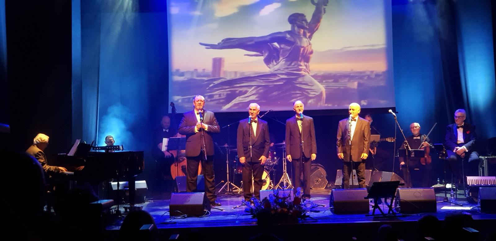 סורין - מופע מוסיקאלי סוחף. צילום טלי ספיר ושי שיר
