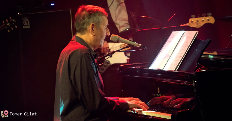 יוני רכטר, פסטיבל הפסנתר 2019. צילום: תומר גילת