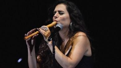 Photo of מירי מסיקה בהופעה בהיכל התרבות