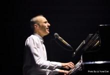 אסף אמדורסקי בפסטיבל החורף. צילום יובל אראל