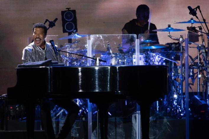 Lionel Richie צילום ארז עוזיר