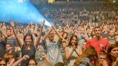 Photo of אושר – 1,000 צופים בהופעות במתחמים פתוחים