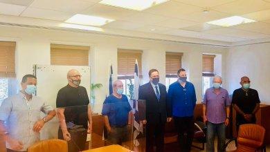 Photo of ארגוני זכויות היוצרים נפגשו עם שר האוצר
