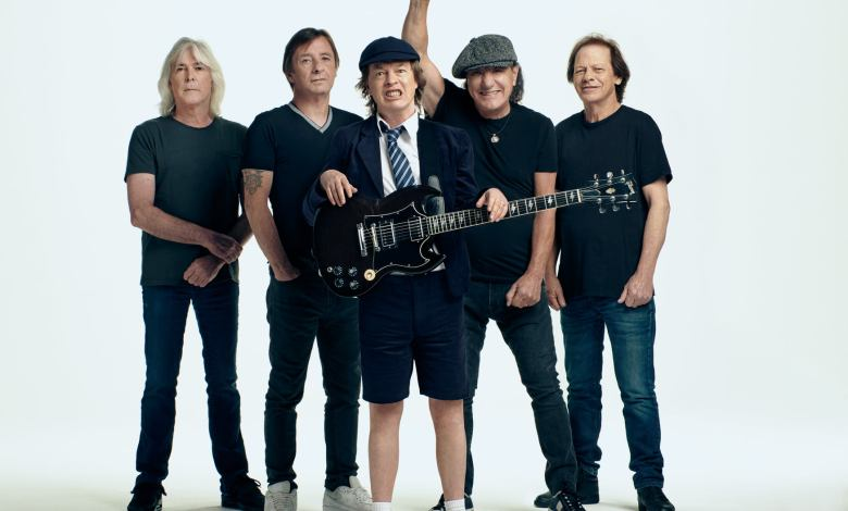 AC/DC - פייסבוק