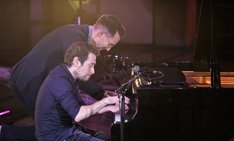 עברי לידר ועדי גולדשטיין - The Tel Aviv-Yafo Piano Festival פסטיבל הפסנתר של תל אביב - יפו. צילום אלי חדד