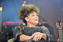 קרולינה צוחקת. צילום יובל אראל