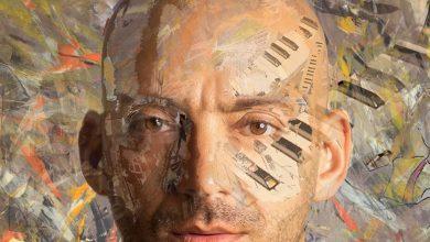 עידן רייכל - ככה מיום ליום עטיפה Katy Hirschfeld - Collage Garage
