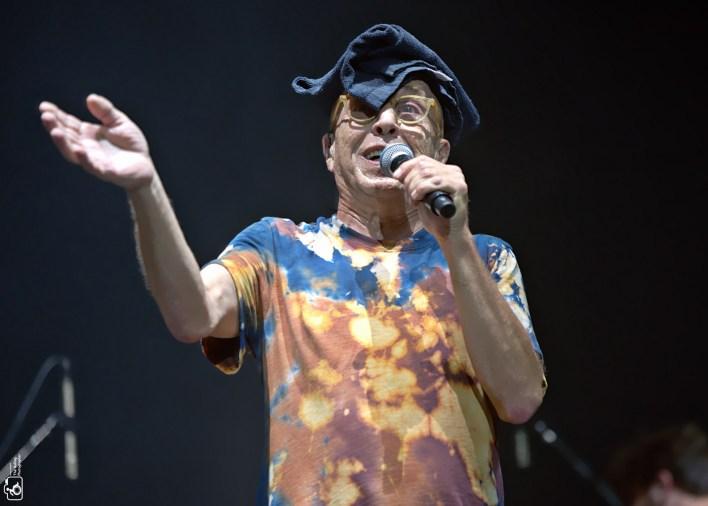 רמי פורטיס בפסטיבל סנטרל פארק. צילום תומר שיינפלד