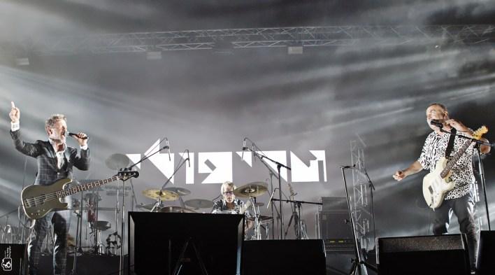 טריפולי בפסטיבל סנטרל פארק. צילום תומר שיינפלד
