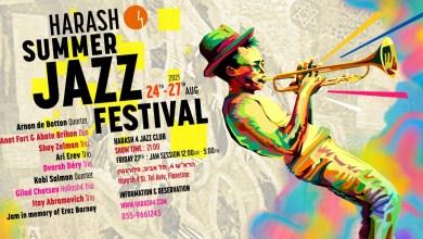 Harash 4 Jazz Fastival