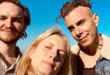 אסף, קולמן ומלאני. פייסבוק