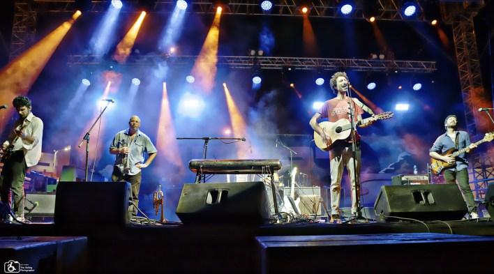 פסטיבל Teleport בנמל חיפה, צילום תומר שיינפלד