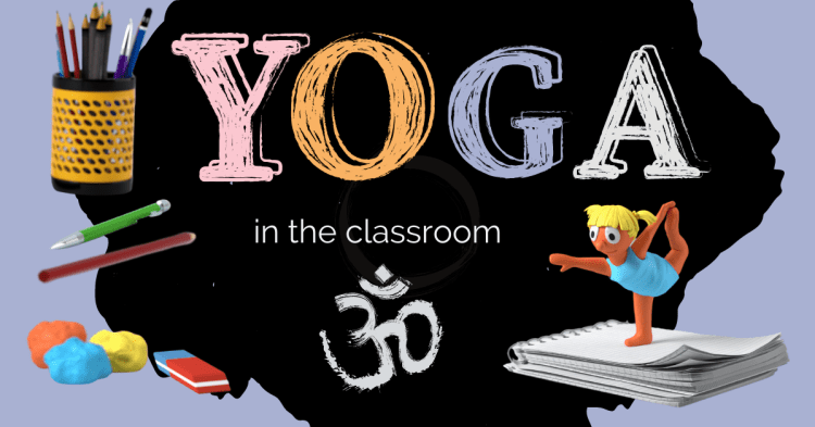 yoga in the classroom