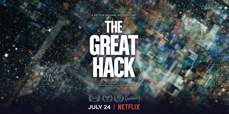#232 [有雷影評] 《The Great Hack / 個資風暴:劍橋分析事件》