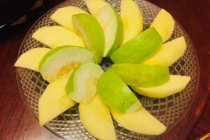 #246 [魚導日常] 切水果是一門藝術