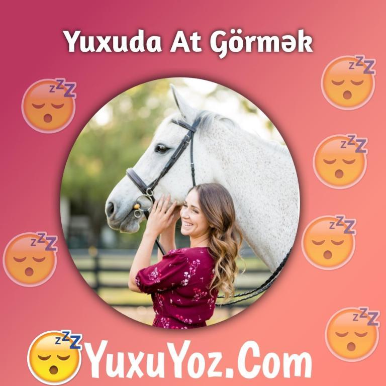 Yuxuda At Gormek
