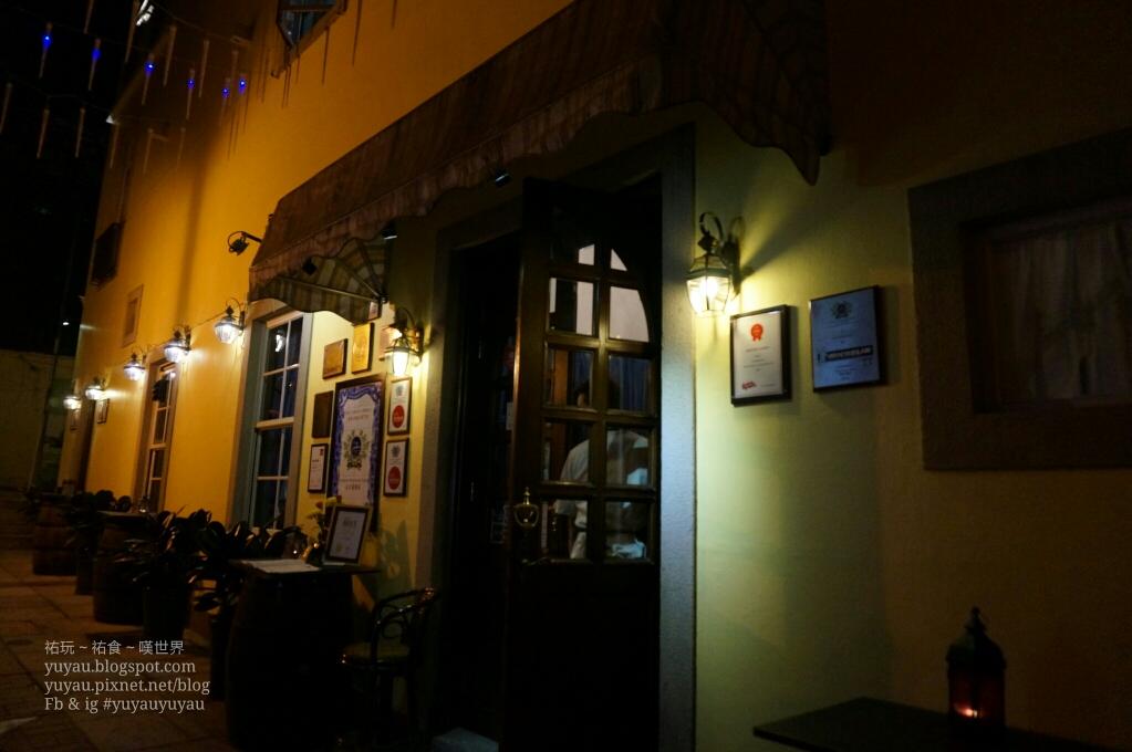 澳門美食 – 安東尼奧餐廳 Antonio Restaurant (氹仔) – 祐玩~祐食~嘆世界