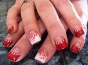 nail design christmas
