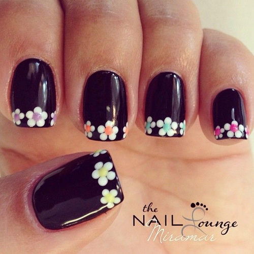 How To Make Cute Nail Designs At Home Yve Style Com