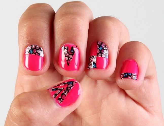 20 nails designs for short nails