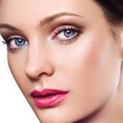 makeup blue eyes