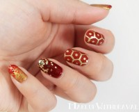 New Years nail designs - Yve Style