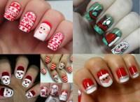 Nail designs for Christmas - yve-style.com