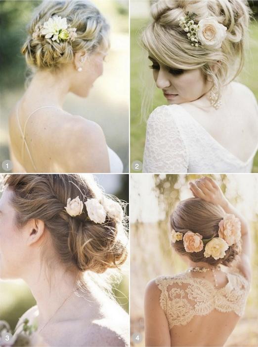 Vintage Hochzeit Frisuren Hochzeits Und Frisur Ideen Und