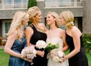 bridesmaids hairstyles short