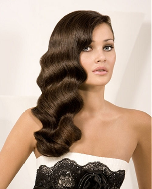 Vintage Hairstyles For All Type Of Parties Yve Style Com