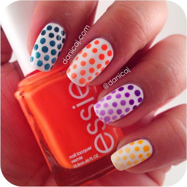 Easy Spring Nail Designs Top 30 Cute