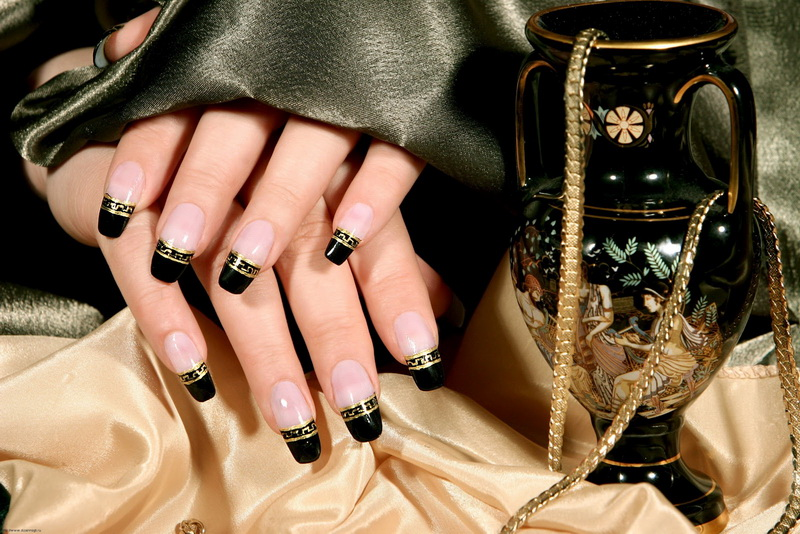Fall Nail Designs 2018 top 19 pictures  Yve Style