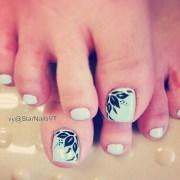 toe nail design 2015