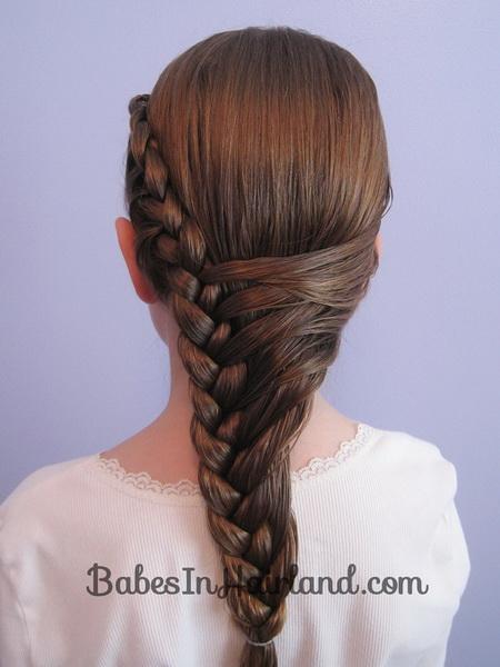 French braided hairstyles  yvestylecom