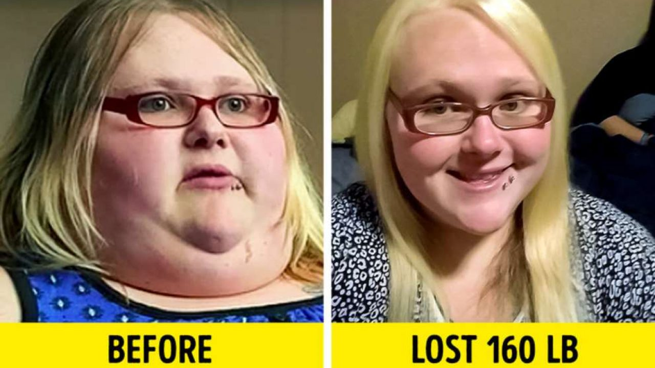 Before and After Weight Loss Over 100+ Pounds - Yve-Style.com